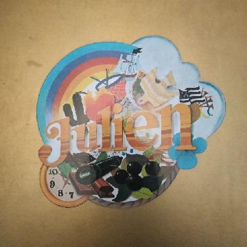 Julien Clerc – Julien (3xLP) Vinyl