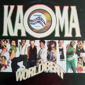 Kaoma – Worldbeat Lp 33t Vinyle