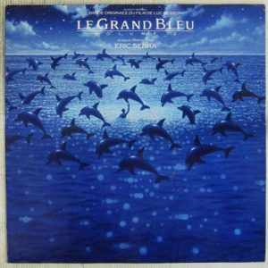 Le grand Bleu Vol2 33t vinyle