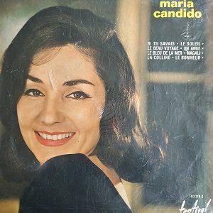 Maria Candido – Maria Candido mini-album 78T Vinyle