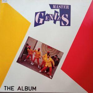 Master Genius – The Album Lp 33t Vinyle