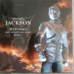 Michael Jackson – HIStory - Past, Present And Future - Book I 3x33t Vinyle