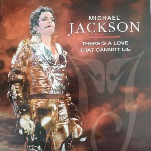 Michael Jackson – There's A Love That Cannot Lie 3x33t Vinyle