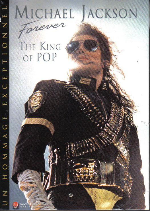 Michael Jackson : Forever the King of Pop (DVD)