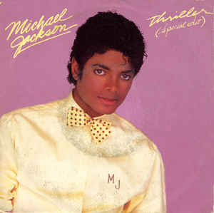 Michael Jackson-Thriller 45t Vinyle