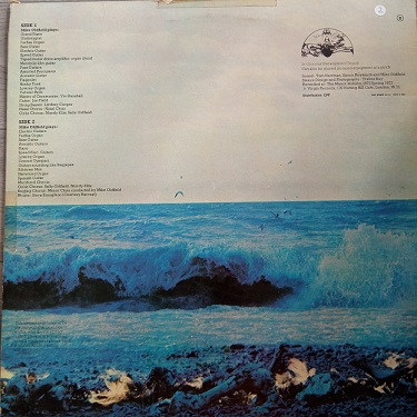 Mike Oldfield – Tubular Bells Lp 33t Vinyle