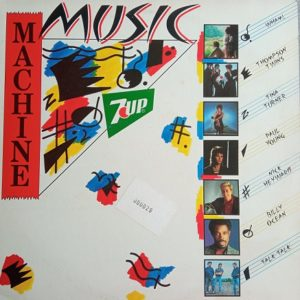 Music Machine - 7Up Lp 33t (Compilation) Vinyle
