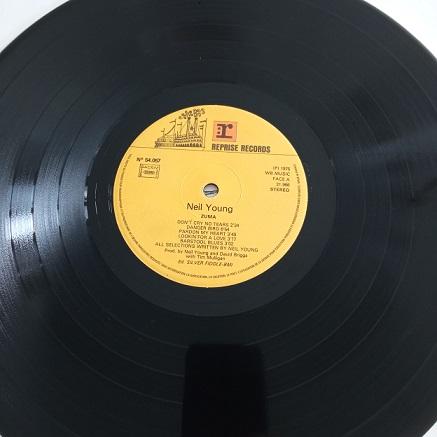 Neil Young & Crazy Horse – Zuma Lp 33t Vinyle