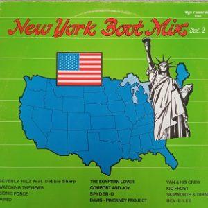 New York Boot Mix Vol.2 Lp 33t Vinyle