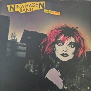 Nina Hagen Band – Unbehagen Lp 33t Vinyle