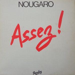 Nougaro – Assez ! Lp 33t Vinyle