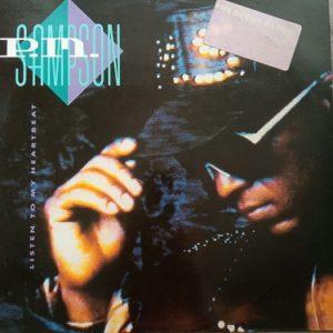 P.M. Sampson – Listen To My Heartbeat Lp 33t Vinyle