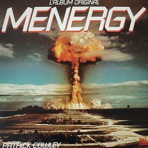 Patrick Cowley – Menergy LP 33T Vinyle