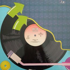 Peru – Africa Maxi 45t Vinyle