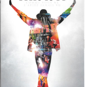 This Is It Michael Jackson DVD