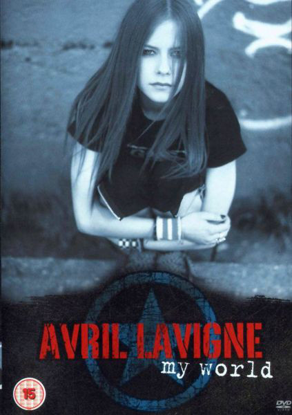 Avril Lavigne My World live (DVD)