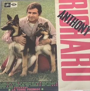 Richard Anthony – Richard Anthony Lp 33t Vinyle