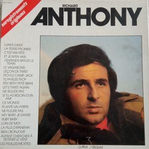 Richard Anthony – Richard Anthony Lp 3x33t Box Vinyle