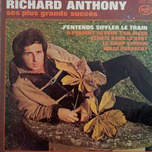 Richard Anthony – Ses Plus Grands Succès Lp 33t Vinyle