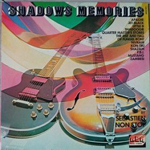 Sebastien Non Stop – Shadows Memories LP 33T Vinyle