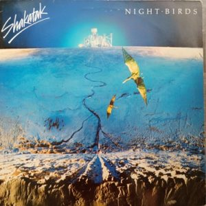 Shakatak – Night Birds Lp 33t Vinyle