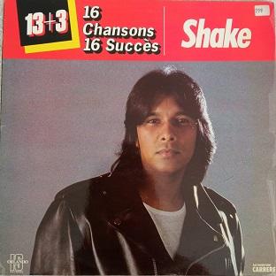 Shake – 16 Chansons 16 Succès Lp 33t Vinyle