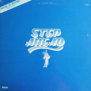 Step Ahead – Step Ahead Maxi 45T Promo Vinyle