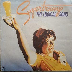 Supertramp – The Logical Song 45T Vinyle
