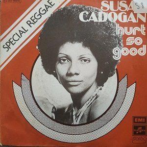 Susan Cadogan / The Upsetters – Hurt So Good 45T Vinyle