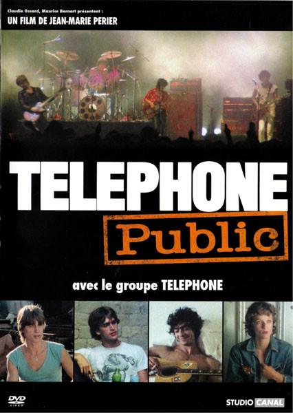 Téléphone public dvd