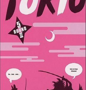TOKIO 5 ROUND 3 DVD