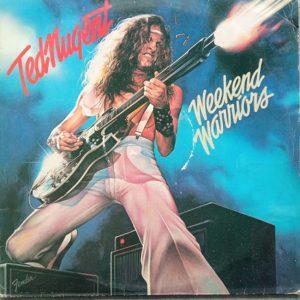 Ted Nugent – Weekend Warriors Lp 33t Vinyle