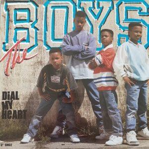 The Boys-Dial My Heart Maxi45t Vinyle