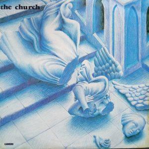 The Church – The Church Lp 33t Vinyle
