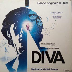 Vladimir Cosma – Diva (B.O) Lp 33t Vinyle