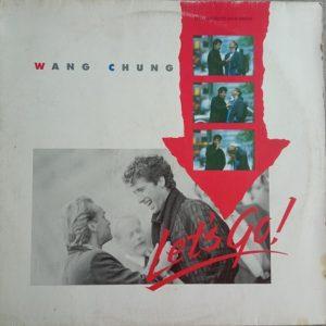 Wang Chung – Let's Go! Maxi 45T Vinyle