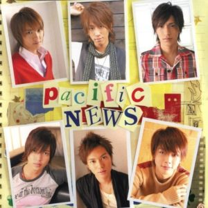 NEWS : pacific Album [Limited Edition]