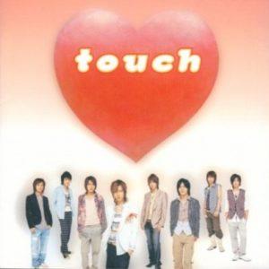 NEWS touch Album CD